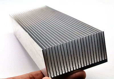 200x69x36mm fin dense teeth radiator heat sink for Power amplifier,XYZ 14