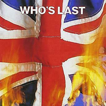 The Who - Who's Last (NEW CD)