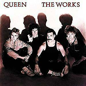 Queen - The Works 2011 Re-Mastered (NEW DELUXE CD)