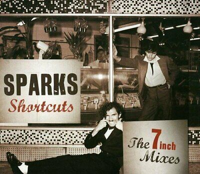 """Sparks - Shortcuts: The 7"""" Mixes(1 (NEW 2CD)"""