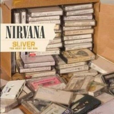 Nirvana - Sliver - The Best Of The Box (NEW CD)