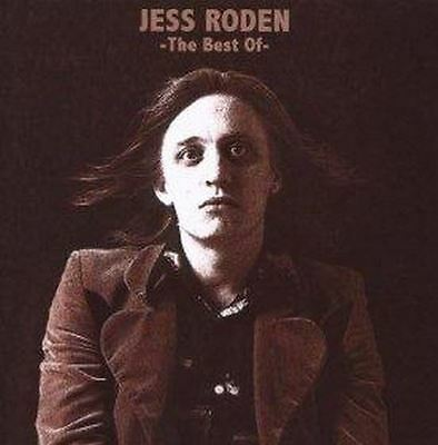 Jess Roden - The Best Of (NEW CD)