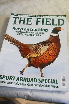 The Field February 2014 Sport Abroad Special, Keep on Tracking