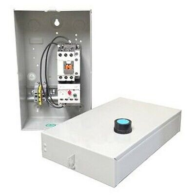 Wws75-480-120C 75 Hp, 480V, 3Ph New Worldwide Across-Line Magnetic Mtr Starter