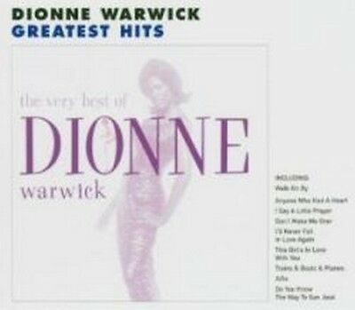 Dionne Warwick - The Very Best Of (NEW CD)