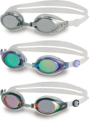 SPEEDO MARINER MIRROR ADULT Swimming Goggles / Mens Womens (030857)