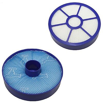 For Dyson DC33 Vacuum Cleaner Washable Pre Filter & Post Motor HEPA Filter Kit