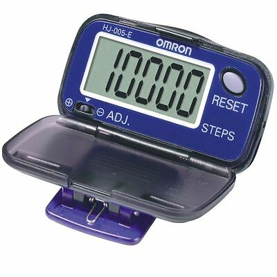 Omron HJ005-E Step Counter Pedometer/Pressure Monitor with LCD Display
