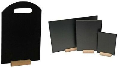 A5 A4 A3 Blackboard Chalkboard & Stand Table Top Counter Specials Menu Display
