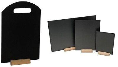 A5 A4 A3 Blackboard Chalkboard Table Top Stand Counter Specials Menu Display Zhj