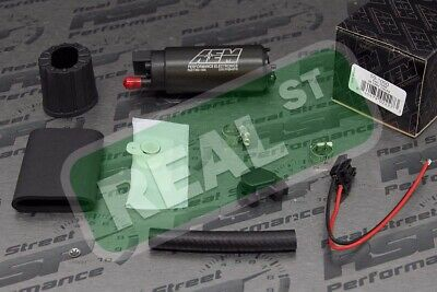 AEM 320LPH 1000HP High Flow In Tank Fuel Pump and Setup Kit 50-1000 320 LPH