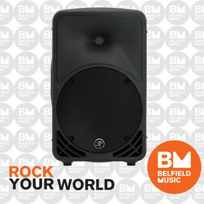 "Mackie SRM350 V3 Powered Speaker 1000w 2-Way 10"" Active Box Monitor 1000 Watts"