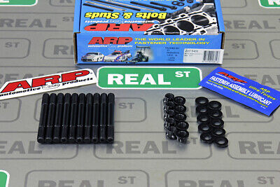 ARP Main Studs 7 bolt 4G63 DSM Eclipse 6 Bolt & 7 Bolt Evo 1 2 3 4 5 6 7 8 9