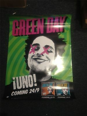 Green Day - Uno (Promotional Poster)