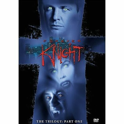 Forever Knight Trilogy - Part One (DVD, 2003, 5-Disc Set)  F54