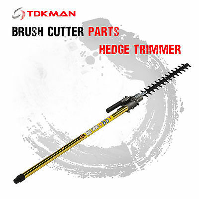 Brush Cutter Brushcutter Pruner Hedge Trimmer Head Attachment Replacement Parts