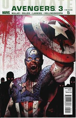 Ultimate Avengers 3 #5 (NM)`11 Miller/ Dillon