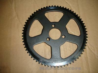 Mini moto Back sprocket for petrol minimoto