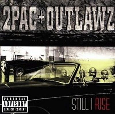 2 Pac And Outlawz - Still I Rise (NEW CD)