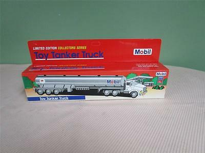 1993 MOBIL Oil Toy Tanker Truck - MIB Limited Edition