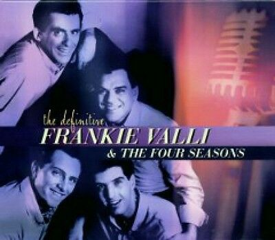 Frankie Valli ( New Cd ) The Definitive Very Best Of Greatest Hits (Jersey Boys)
