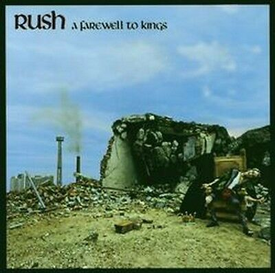 Rush - A Farewell To Kings (Remastered) (NEW CD)