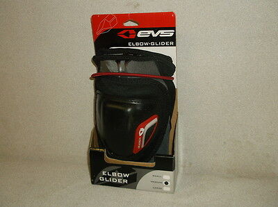 Black EVS Glider Elbow Guards Size Medium - $30 NEW!!!