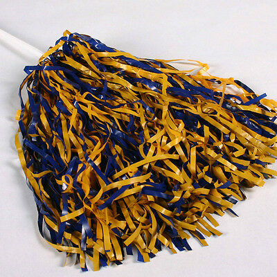 Cheer -Spirit -Pom Poms for cheer leading Sports Events  Lot of 100