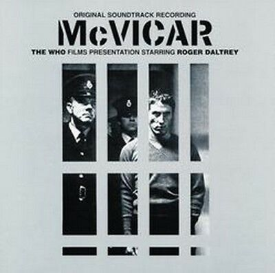 Roger Daltrey - Mcvicar [Soundtrack] (NEW CD)