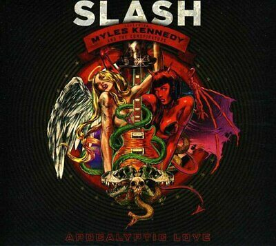 Slash - Apocalyptic Love (NEW SPECIAL EDITION CD & DVD)