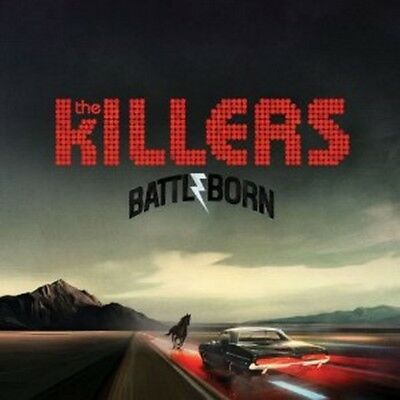 The Killers - Battle Born (NEW CD)