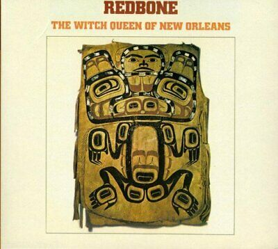 Redbone - The Witch Queen Of New Orleans (NEW CD)