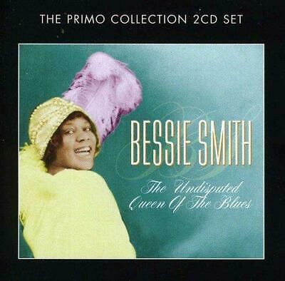Bessie Smith - Undisputed Queen Of The Blues (NEW 2 x CD)