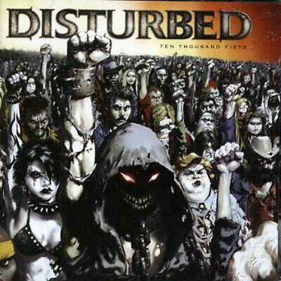Disturbed - Ten Thousand Fists: Tour Edition ( (NEW CD)