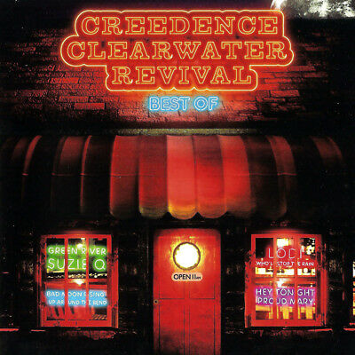 Creedence Clearwater Revival - Best Of (24 track Greatest Hits Compilation) CD
