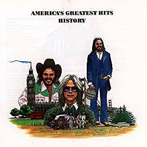 America - History: Greatest Hits (NEW CD)