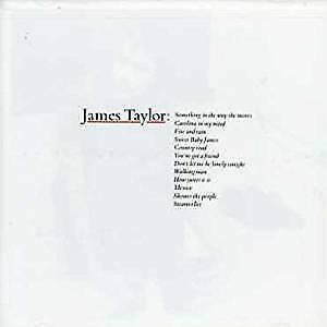 James Taylor - Greatest Hits (NEW CD)