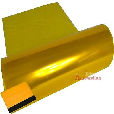 TINTING tint film fly vision headlights rear fog lights car lamp + FREE SQUEEGEE