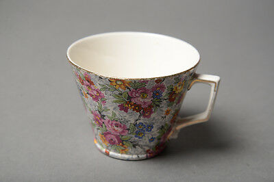 """Lord Nelson Ware """"Marina"""" - Chintz - Tea Cup - Vintage"""