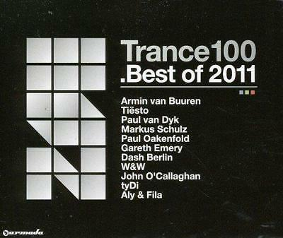 Trance 100 - Best Of 2011 - Various Artists (NEW CD)