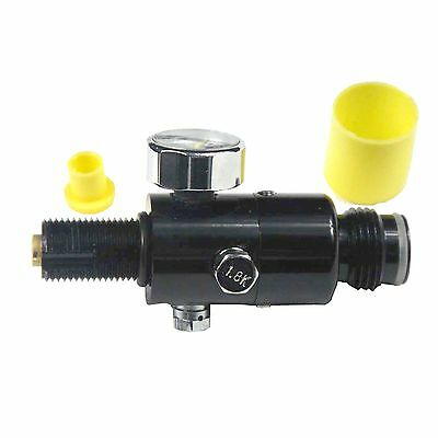 NEW 3000psi AIR TANK REGULATOR OUTPUT PRESSURE 800psi