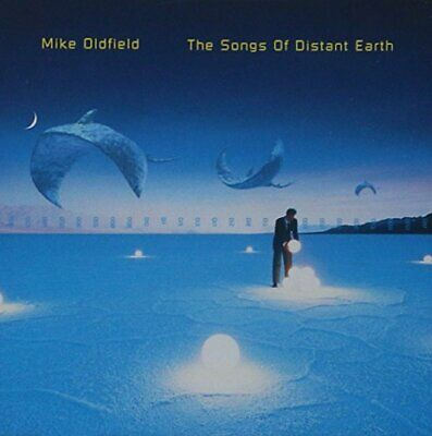 Mike Oldfield - The Songs Of Distant Earth (NEW CD)