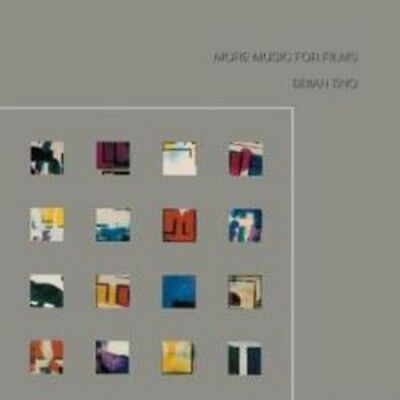 Brian Eno - More Music For Films (NEW CD)
