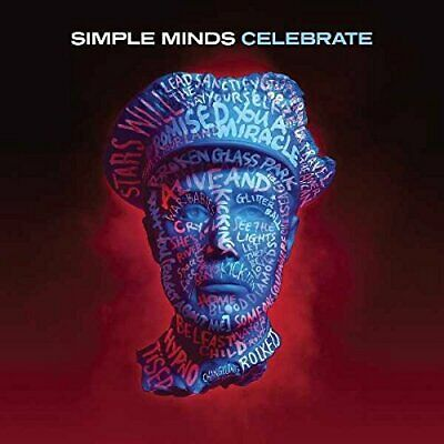 Simple Minds - Celebrate Greatest Hits (NEW 2CD)