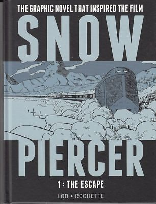 Snow Piercer Vol.1: The Escape Hard Cover Graphic Novel