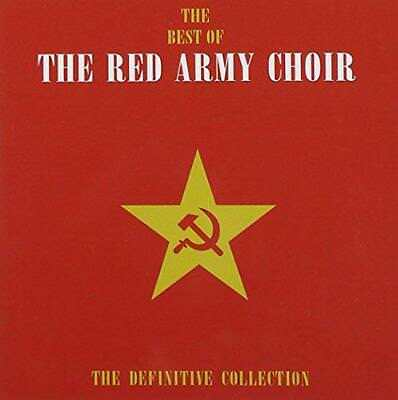 Red Army Choir - Definitive Collection (NEW CD)