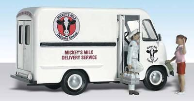 NEW Woodland Scenics Mickey s Milk Delivery N AS5329
