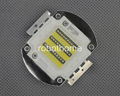 60W Blue White High Power LED SMD 25000K 3500-3700LM Aquarium Light Brand New