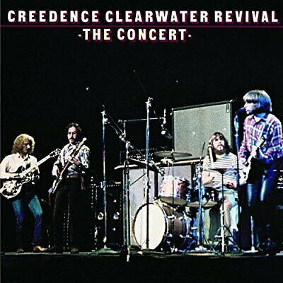 Creedence Clearwater - The Concert (40th A (NEW CD)