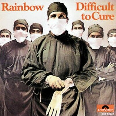 Rainbow - Difficult To Cure (NEW CD)
